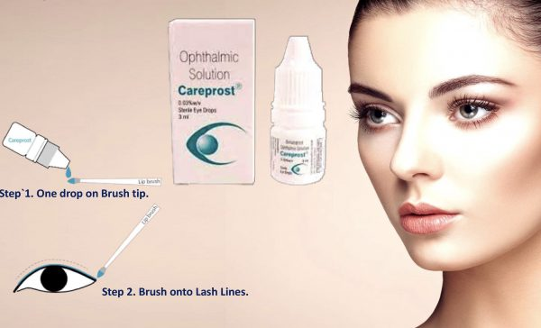 Eyelash Growth Serum 2 month supply , 1 bottle 3ml